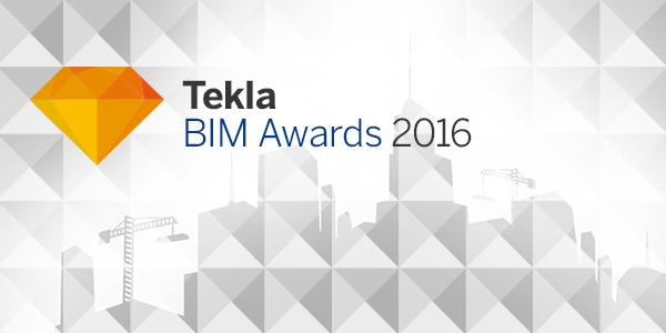 Tekla BIM Awards 2016 – äänestys