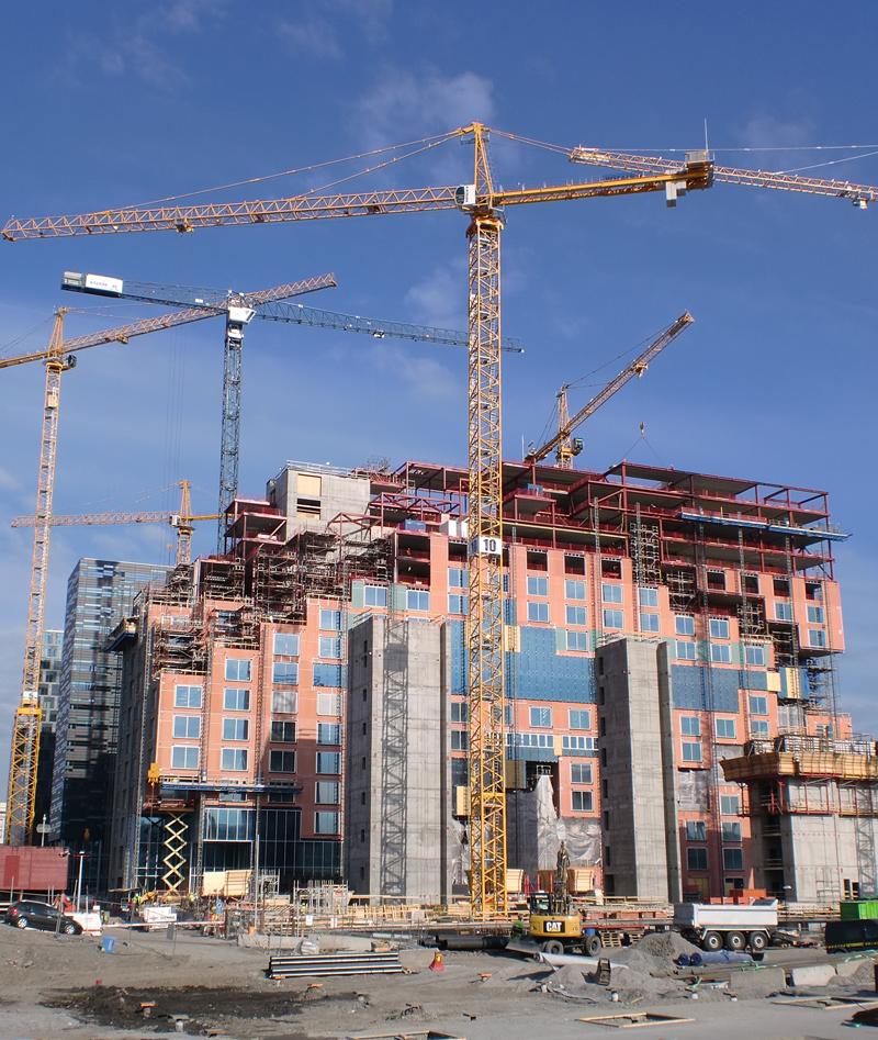 DNB-toimistorakennus voitti Euroopan teräsrakentamisen palkinnon