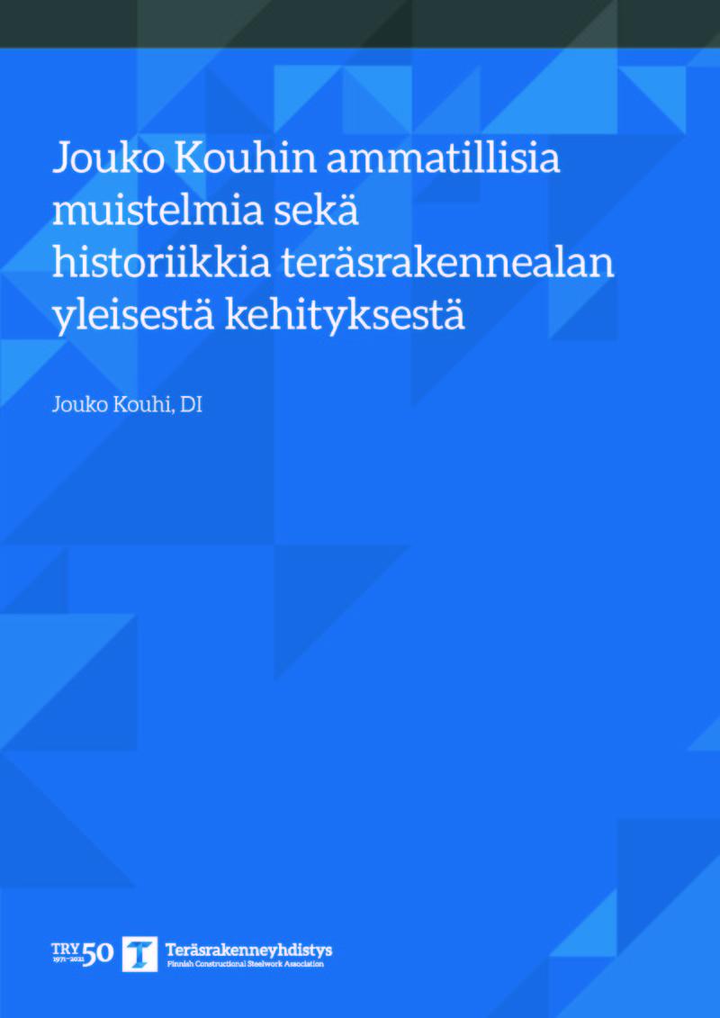Jouko Kouhin ammatilliset muistelmat julkaistu