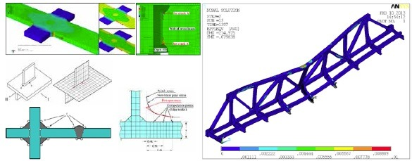 Advanced Steel Design - Plastic and Fatigue analysis