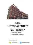 Kurssiesite EC4 Liittorakenteet 2017