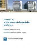 Kurssiohjelma Teräsrakennetyönjohtaja 2018 päivitetty